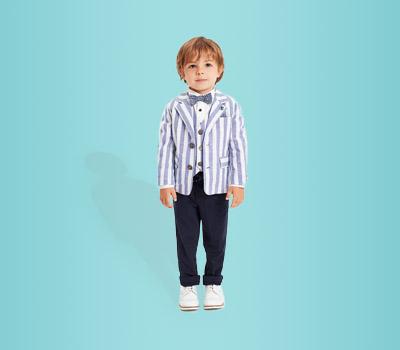 Abiti da cerimonia bambini - Baby Star Torino