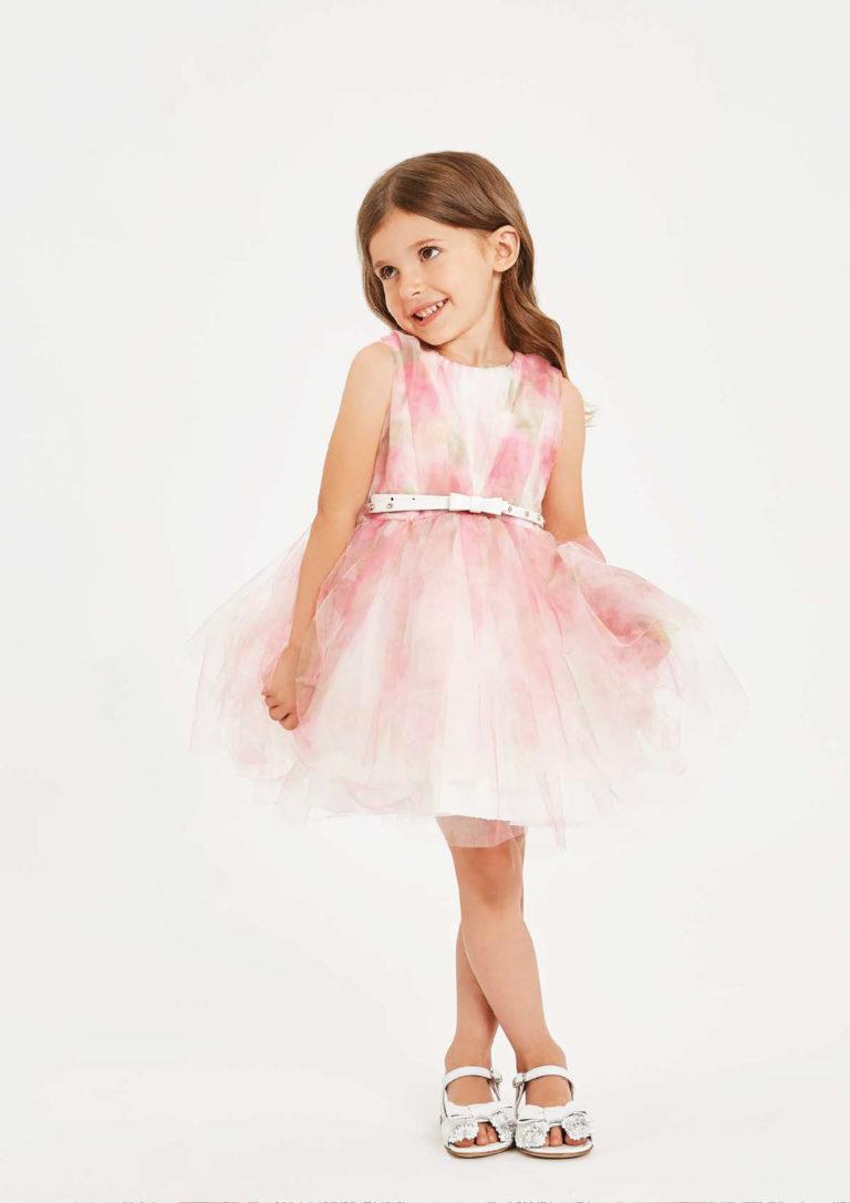 Vestitino rosa per bambina - Baby Star Torino