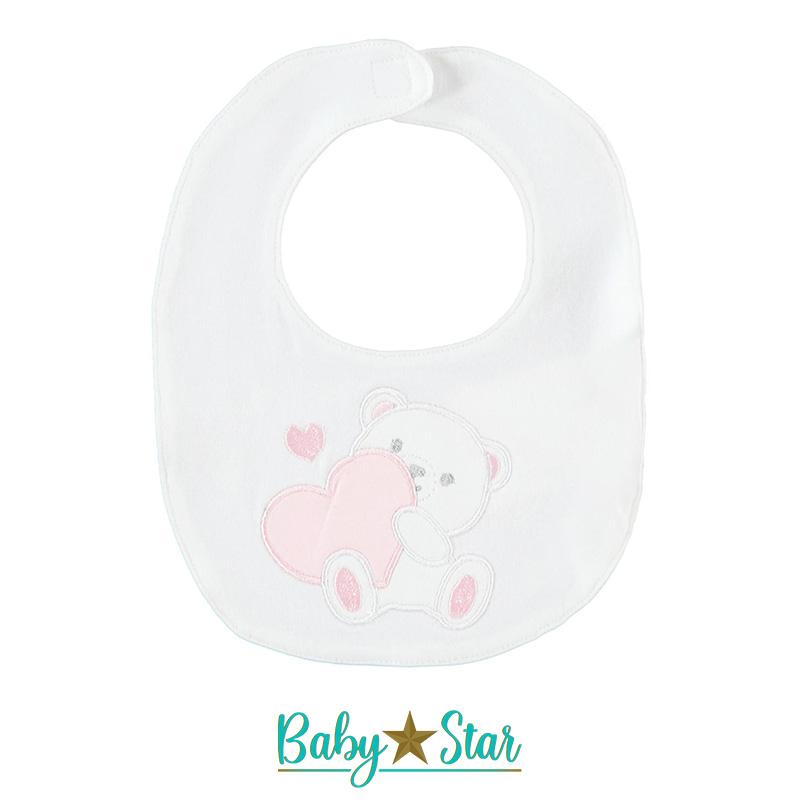 Bavaglino neonata - Baby Star Torino