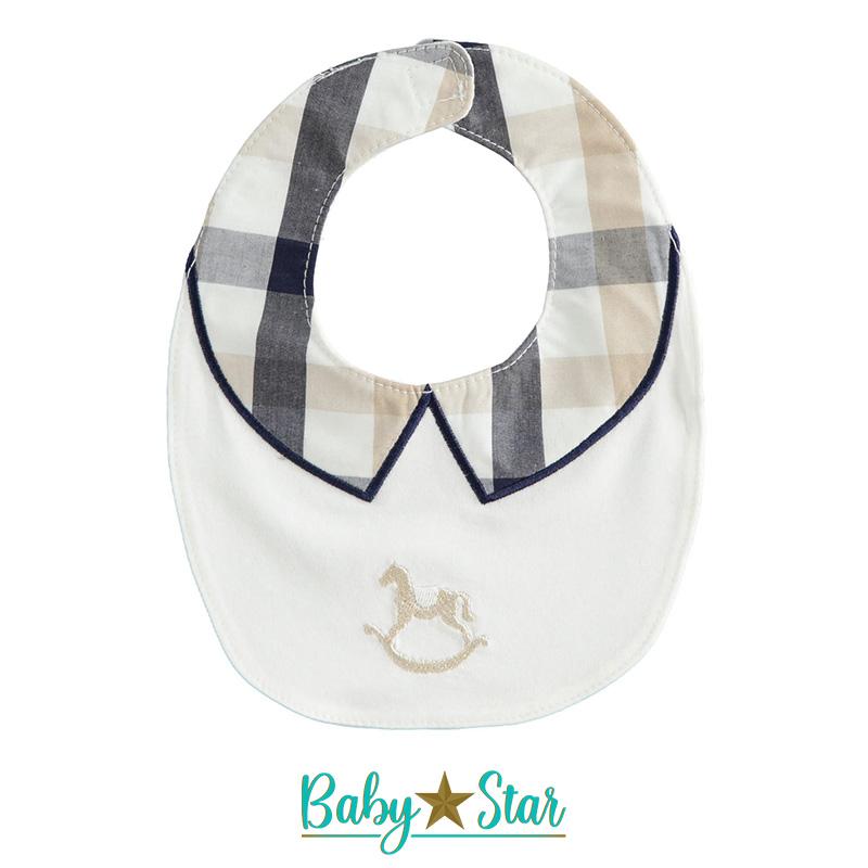 Bavaglino neonato - Baby Star Torino
