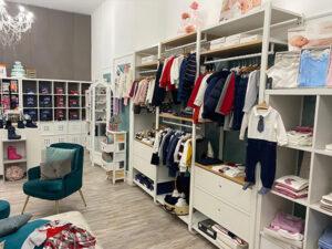 Negozio Baby Star Via Cibrario Torino