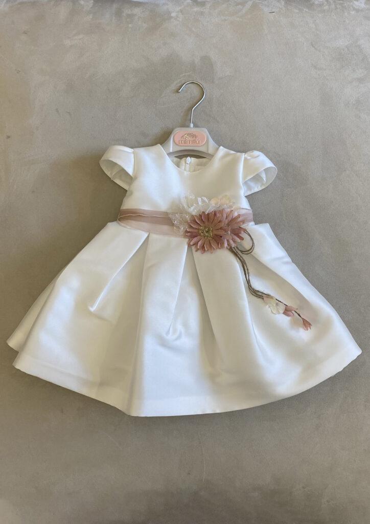 Vestito per battesimo bambina