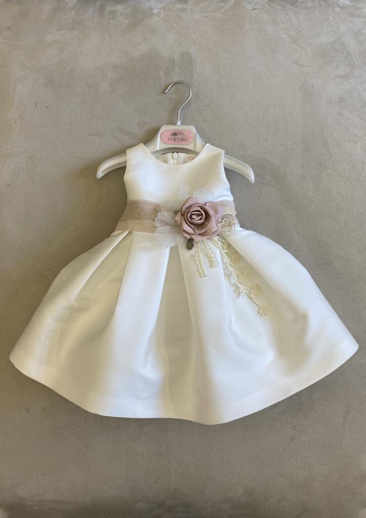 Abito cerimonia neonata