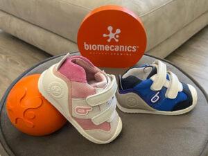 Biomecanics scarpette neonato Torino